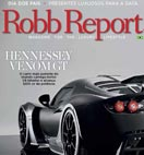 revista Robb Report